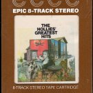 The Hollies - Greatest Hits 1973 EPIC T3 8-track tape