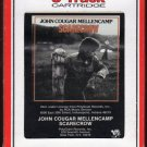John Cougar Mellencamp - Scarecrow 1985 RCA 8-track tape