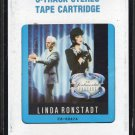 Linda Ronstadt - For Sentimental Reasons 1986 CRC T2 8-track tape