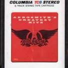Aerosmith - Aerosmith&#39;s Greatest Hits 1980 TC8 8-track tape