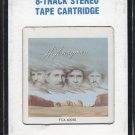 Waylon Jennings/Willie Nelson/Johnny Cash/Kris Kristofferson - Highwayman 1985 CRC T2 8-track tape