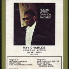 Ray Charles - Volcanic Action Of My Soul 1971 GRT ABC T7 8-track tape
