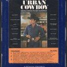 Urban Cowboy - Original Motion Picture Soundtrack 1980 ASYLUM T7 8-track tape