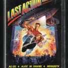 Last Action Hero - Music From The Original Motion Picture Cassette Tape