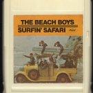 The Beach Boys - Surfin' Safari 1962 Debut CAPITOL T5 8-track tape