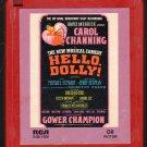 Hello Dolly - Original Broadway Cast 1964 RCA Quadraphonic T5 8-track tape