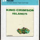 King Crimson - Islands 1971 CRC T5 8-track tape