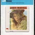 John Mayall - Empty Rooms 1969 CRC POLYDOR T5 8-track tape