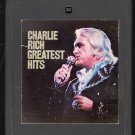 Charlie Rich - Greatest Hits 1976 EPIC T5 8-track tape