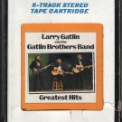 Larry Gatlin And The Gatlin Brothers Band - Greatest Hits 1980 CRC 8-track tape