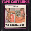 The Who - Sell Out 1967 DECCA T4 8-track tape