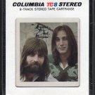 Loggins And Messina - Loggins And Messina 1972 TC8 T4 8-track tape