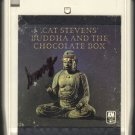 Cat Stevens - Buddha And The Chocolate Box 1974 A&M Quadraphonic T4 8-track tape