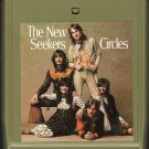 The New Seekers - Circles 1972 ELEKTRA T4 8-track tape