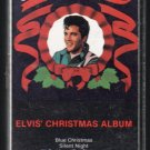 Elvis Presley - Elvis Christmas Album Cassette Tape