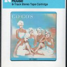 Go Go's - Beauty And The Beat 1981 CRC T2 8-track tape