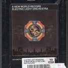 Electric Light Orchestra - A New World Record 1976 UA Sealed 8-track tape