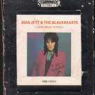 Joan Jett And The Blackhearts - I Love Rock 'N Roll 1981 BOARDWALK 8-track tape