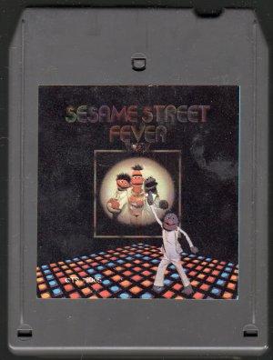 Sesame Street - Sesame Street Fever 1978 CRC T6 8-track tape
