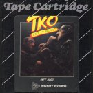 TKO - Let It Roll 1979 Debut INFINITY T6 8-track tape