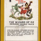 The Wizard Of Oz - 1956 Original Soundtrack MGM GRT T8 8-track tape