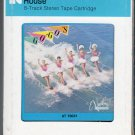 Go Go's - Vacation 1982 CRC T8 8-track tape