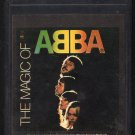 Abba - The Magic Of Abba 1980 K-Tel 8-track tape
