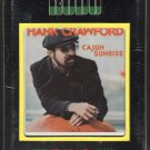 Hank Crawford - Cajun Sunrise 1979 KUDU Sealed A5 8-track tape