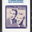 The Righteous Brothers - The History Of The Righteous Brothers CRC 8-track tape