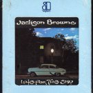 Jackson Browne - Late For The Sky 1974 ASYLUM A10 8-track tape