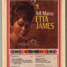 Etta James - Tell Mama 1968 GRT CADET A10 8-track tape
