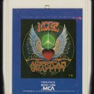 More American Graffiti - Original Motion Picture Soundtrack 1979 MCA A45 8-track tape
