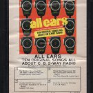 All Ears - Ten Original Songs C.B. 2-Way Radio 1975 GRT REALISTIC 8-track tape