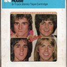 Bay City Rollers - Greatest Hits 1977 CRC A45 8-track tape