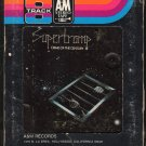 Supertramp - Crime Of The Century 1974 A&M 8-track tape