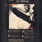 Led Zeppelin - Led Zeppelin 1969 ATLANTIC 8-track tape
