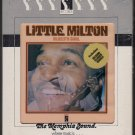 Little Milton - Blues &#39;N Soul 1974 STAX Sealed 8-track tape