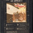 Led Zeppelin - Led Zeppelin II 1969 ATLANTIC 8-track tape