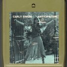 Carly Simon - Anticipation 1971 ELEKTRA A1 8-track tape