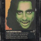 Alice Cooper - Alice Cooper Goes To Hell 1976 WB 8-track tape