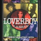Loverboy - Classics Their Greatest Hits 1994 CBS Cassette Tape