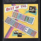 The Blues Brothers - The Best Of The Blues Brothers 1981 WB Cassette Tape