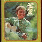 John Denver - Rhymes & Reasons 1969 Debut RCA 8-track tape