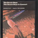 The Beach Boys - The Beach Boys In Concert 1973 REPRISE Double Play 8-track tape