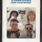 Cheap Trick - One On One 1982 CRC 8-track tape