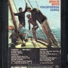 The Beach Boys - California Girls 8-track tape