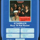 Starbuck - Rock N' Roll Rocket 1977 GRT A46 8-track tape