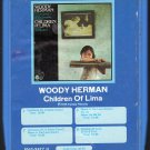 Woody Herman - Children Of Lima 1974 GRT 8-track tape