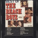 The Beach Boys - The Best Of The Beach Boys 8-track tape