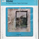 Led Zeppelin - Led Zeppelin IV ZOSO CRC A43 8-track tape